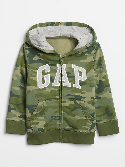 Toddler Gap Logo Print Hoodie