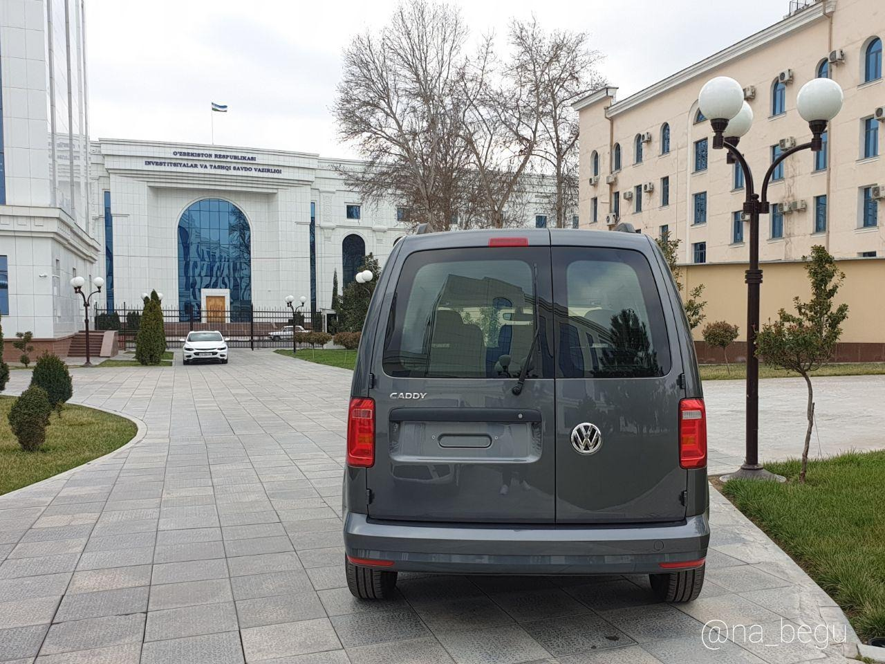 Volkswagen Caddy Narxi - Цена на Кэдди в Узбекистане - 15
