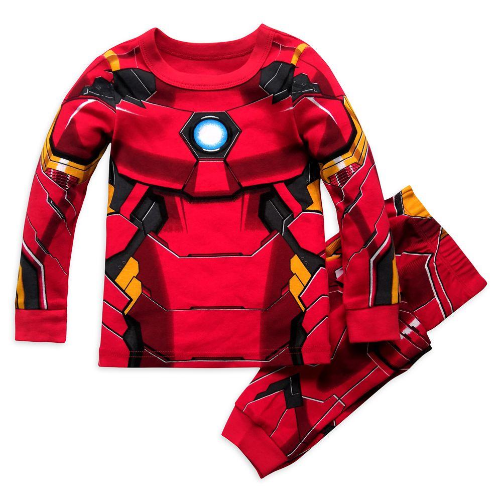 Iron Man Costume Boys Pajamas