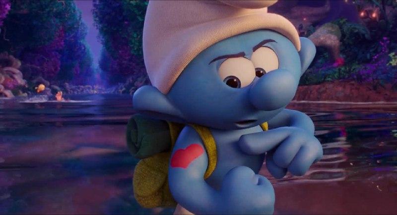 Video Screenshot of Smurfs: The Lost Village