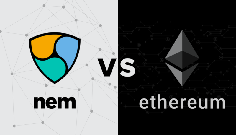 NEM VS ETHEREUM. Epic Confrontation?