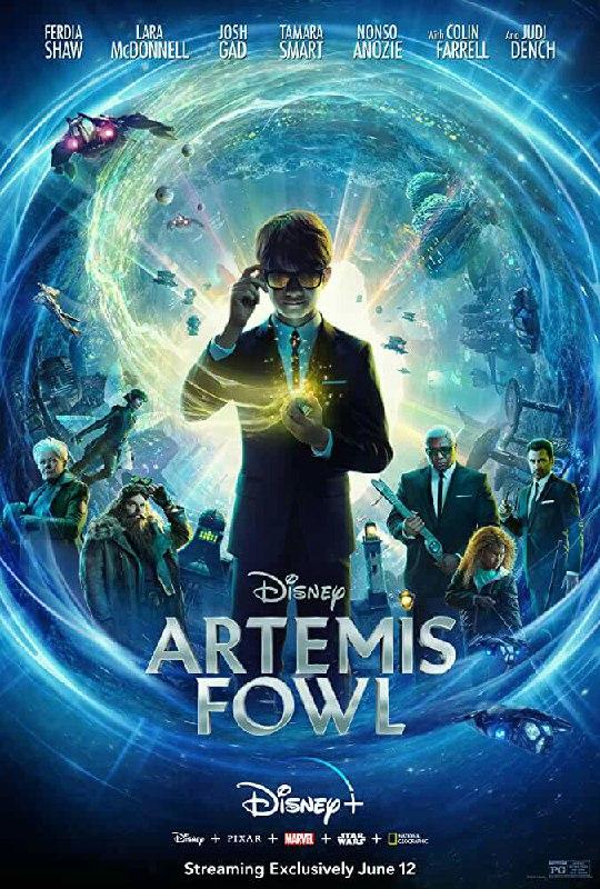 Free Download Artemis Fowl Full Movie