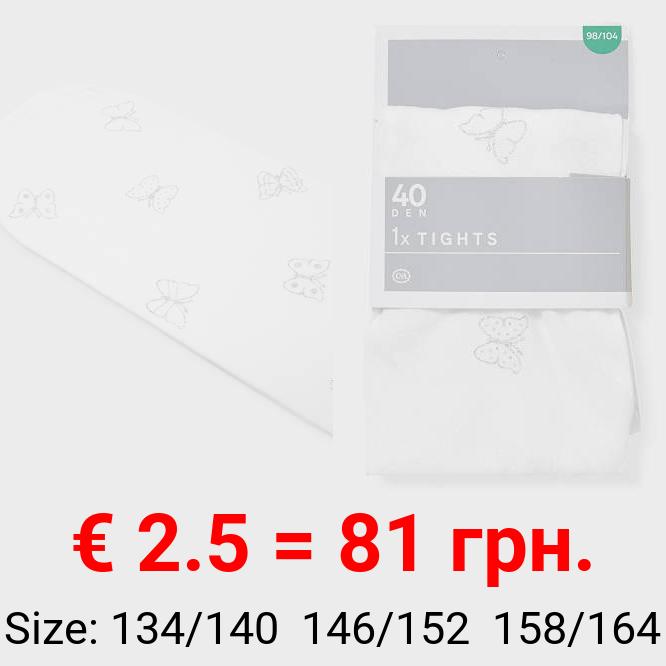 Feinstrumpfhose - 40 DEN
