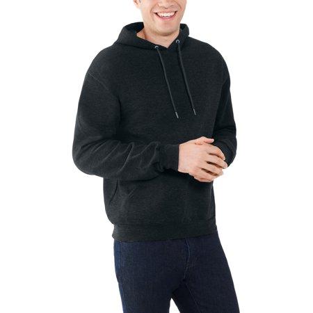 Fruit of the Loom Men's and Big Men's Eversoft Fleece Pullover Hoodie Sweatshirt, up to Size 3XL