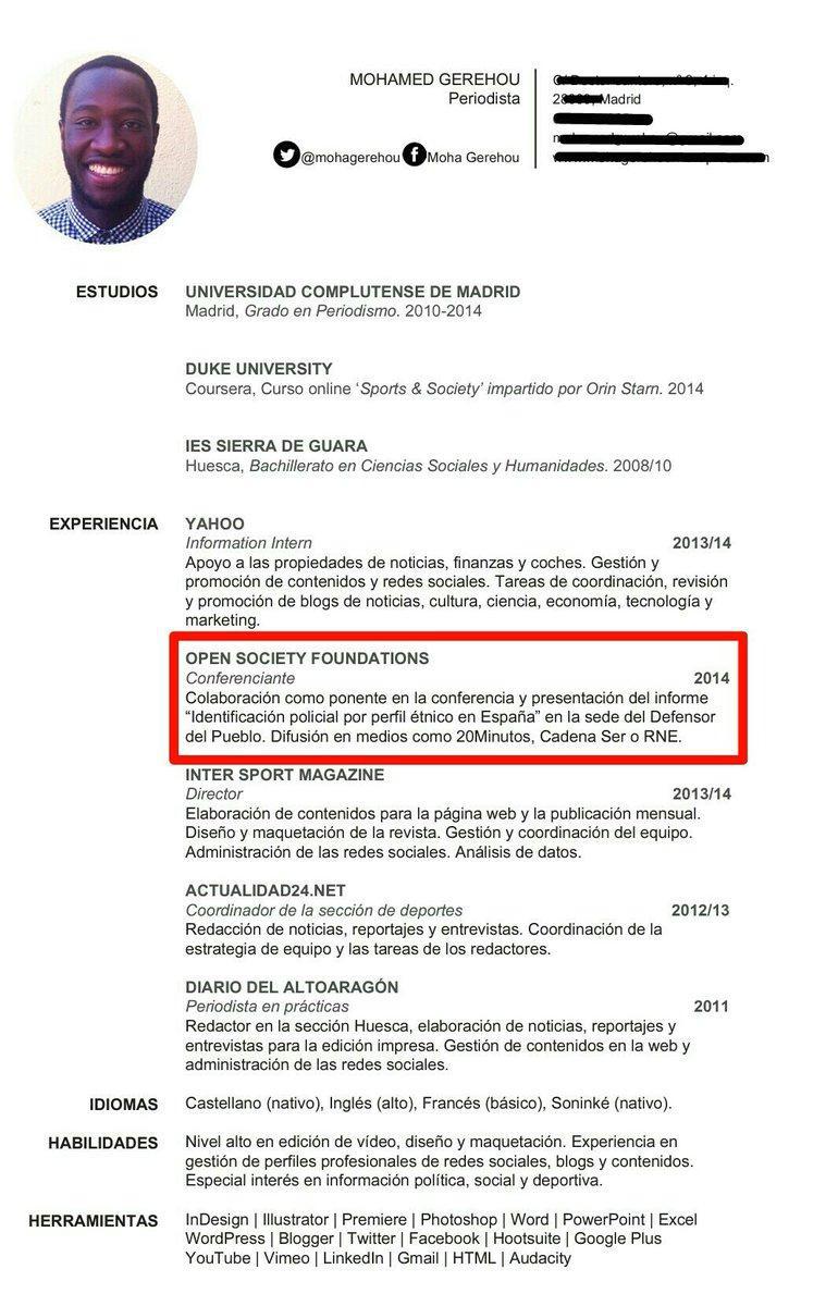 Traficante financiada por Soros Helena M. Garzón tiene contacto ...
