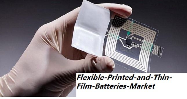 Global Flexible-Printed-and-Thin-Film-Batteries-Market2021: Global Demand Analysis & Growth Opportunity Outlook Analysis Report…
