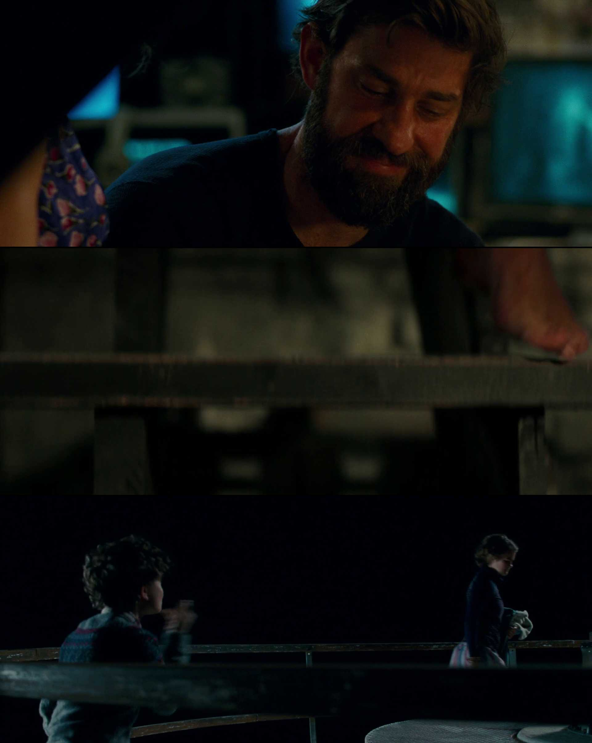 Screenshot of A Quiet Place Movie