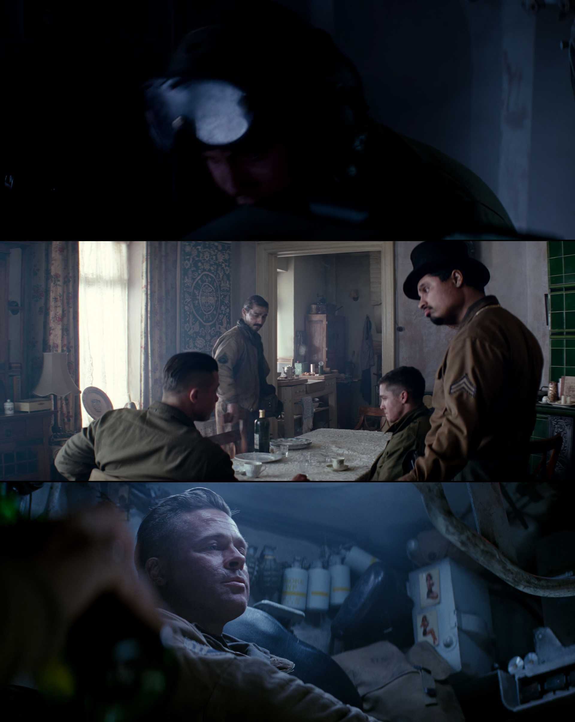 Screenshot of Fury Movie