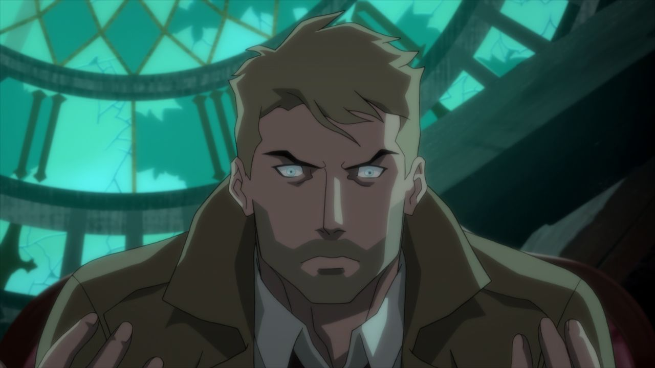 Screenshot of Justice League Dark: Apokolips War