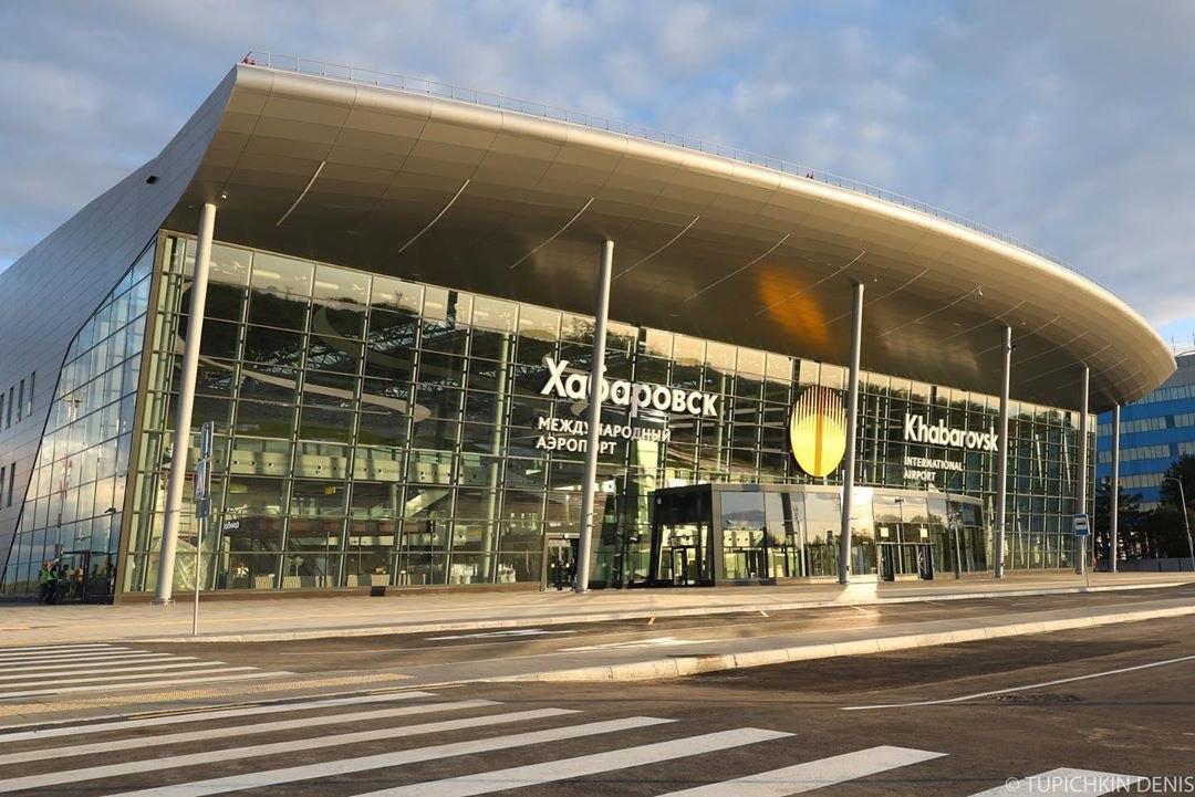 История хабаровского аэропорта