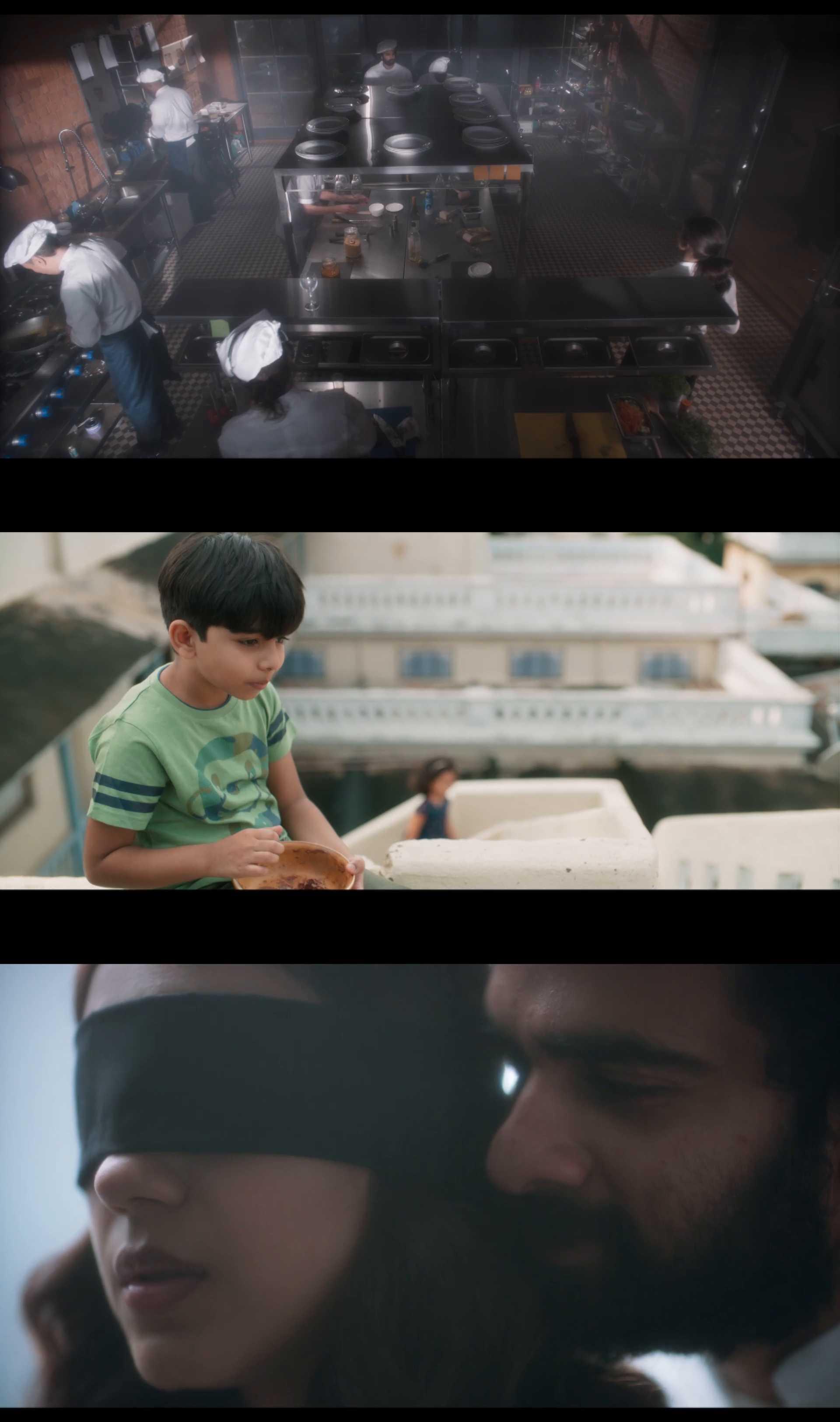 Screenshot of Ninnila Ninnila Movie
