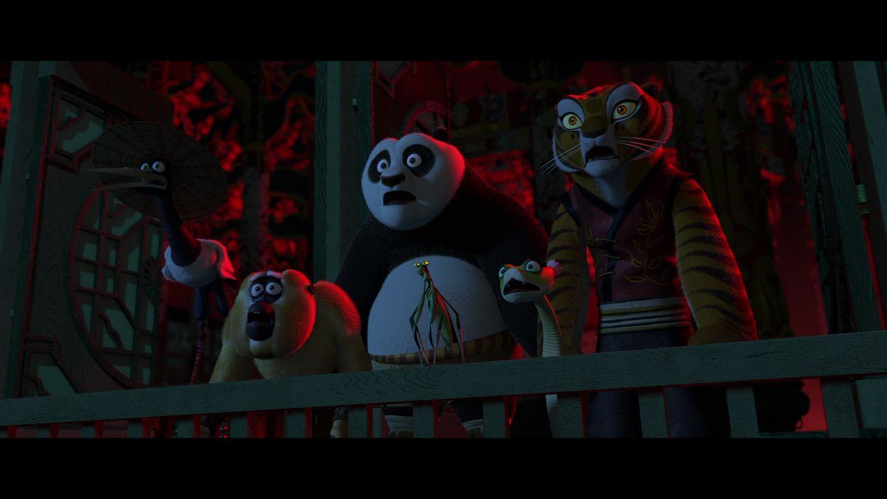 Video Screenshot of Kung Fu Panda 2