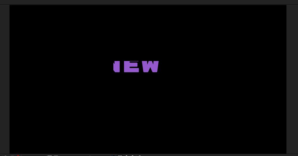 Как сделать анимацию заголовка с появлением текста