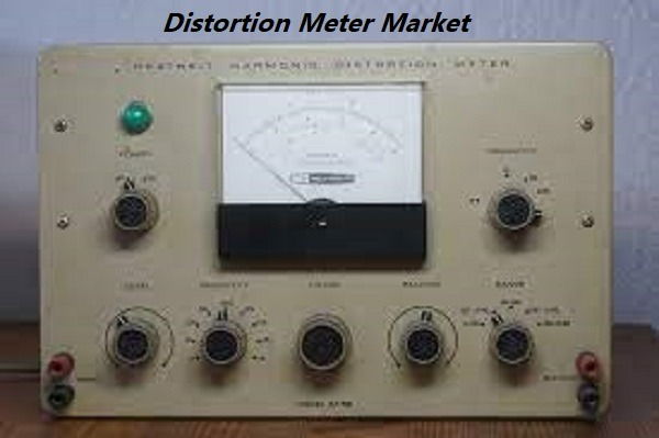 Global Distortion Meter Market2021 : Global Industry Future Growth Analysis, Trends, Demand, GrowthOpportunities and Application…