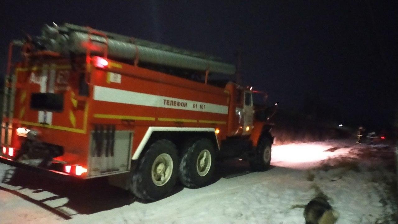 Более трех десятков пожаров произошло в новогодние каникулы в Хабаровске