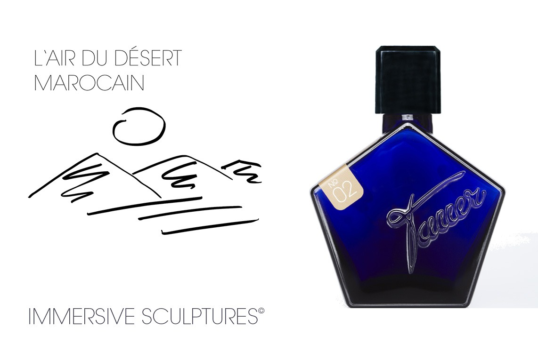 «L`Air du Desert Marocain» Tauer Perfume