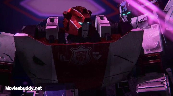 Movie Screenshot of Transformers: War for Cybertron Trilogy