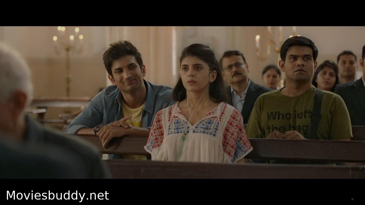 Movie Screenshot of Kizie Aur Manny