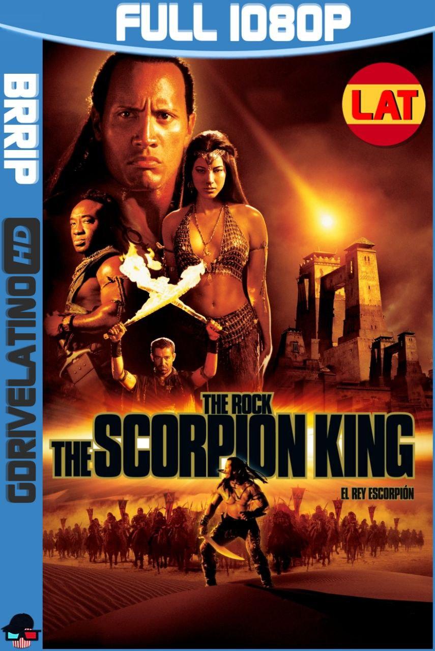 El Rey Escorpión (2002) Full HD BRRip 1080p Latino-Ingles MKV