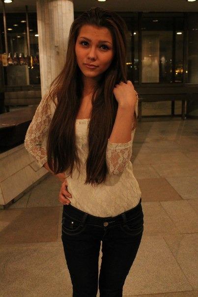 Кира Данилова из Чебоксар - продажа девственности. 17