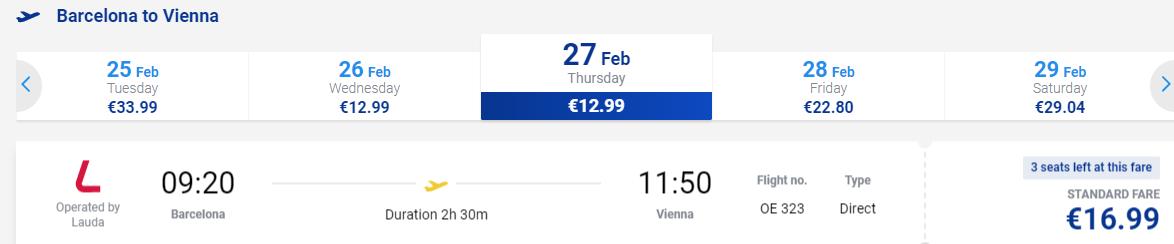 Из Киева в Барселону (Испания) туда-обратно за €68 для клуба! Для всех €78 5