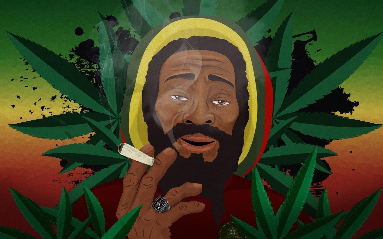 Для дяди, картинки прикольные с марихуаной