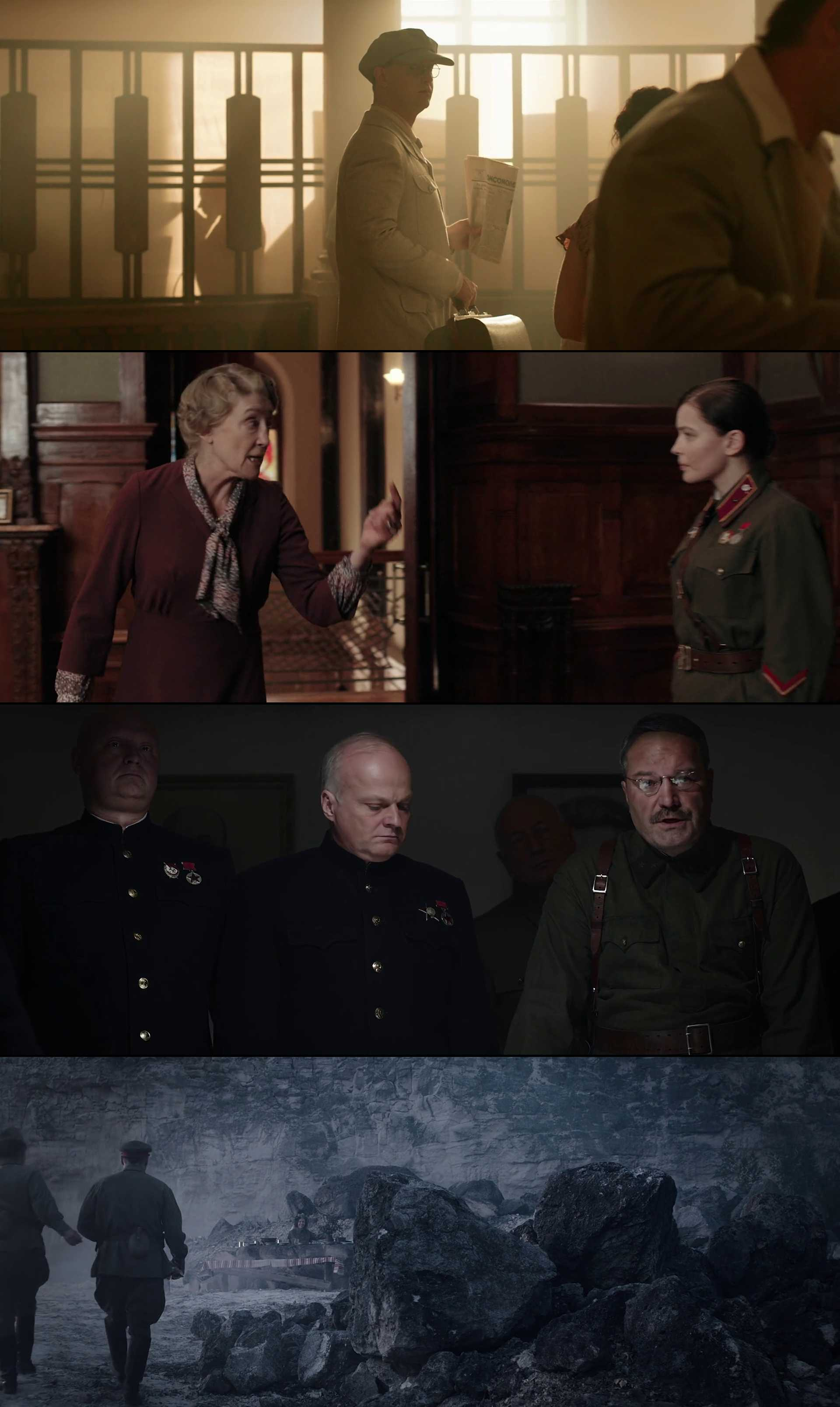 Screenshot of Bitva za Sevastopol Movie