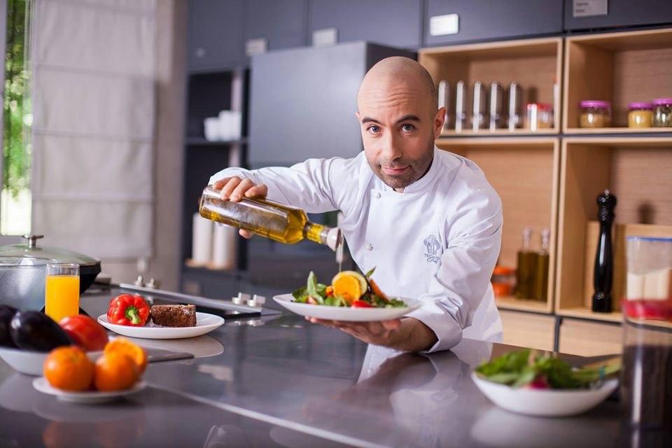кулинарные рецепты с фото лучших шеф поваров немного