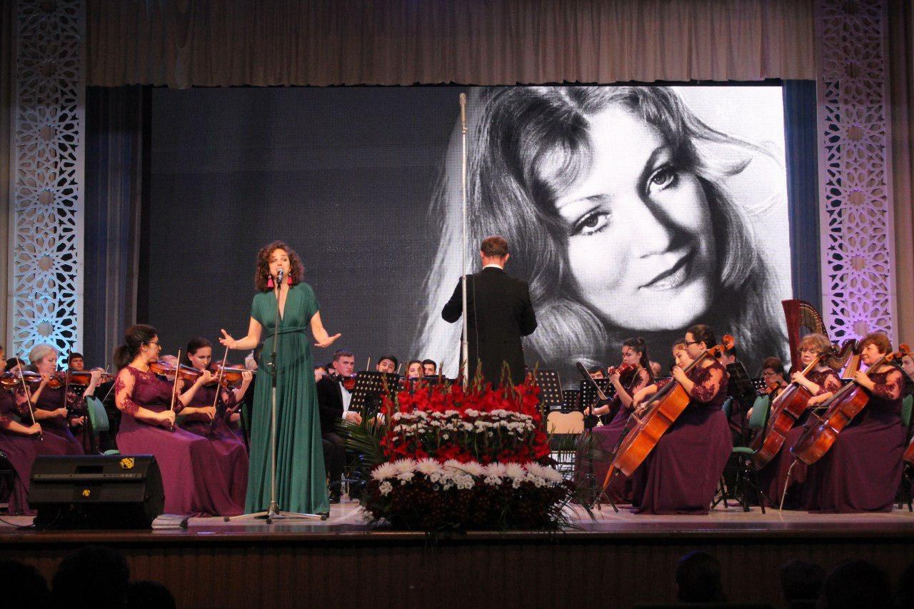 Большой концерт Лауреатов Международного фестиваля песен Анны Герман