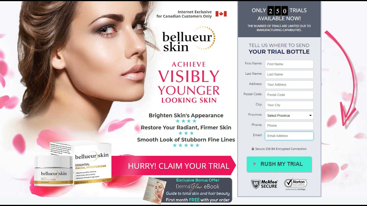 Bellueur Skin Essential Facial Moisturizer Canada: Supports Skin Repair And  Protection