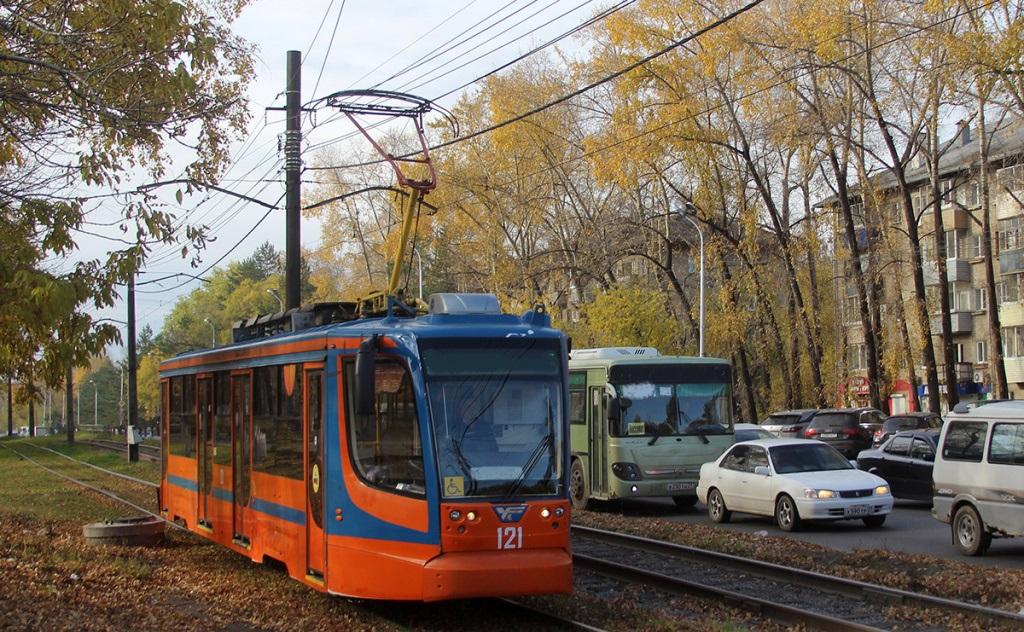 В Хабаровске скорректировано расписание движение трамвайного маршрута №2 в дни выборов