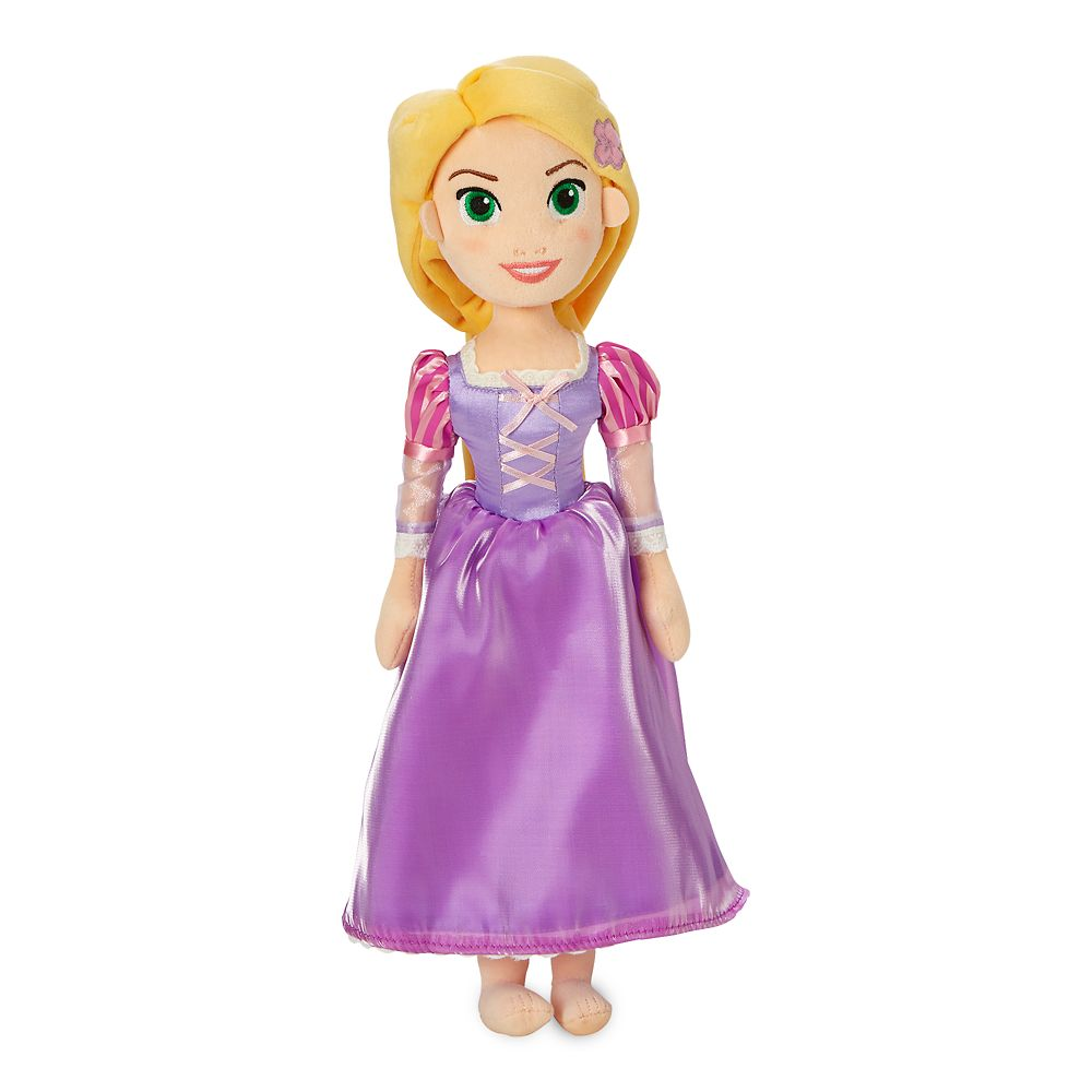 Rapunzel Plush Doll - Tangled - Medium