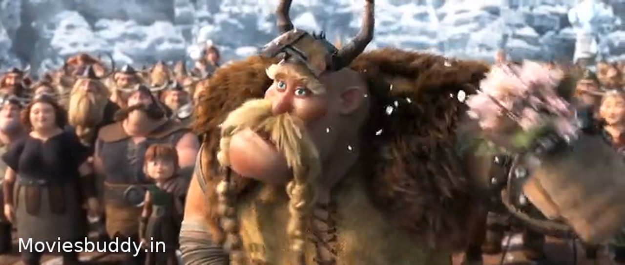 Video Screenshot of How to Train Your Dragon: The Hidden World