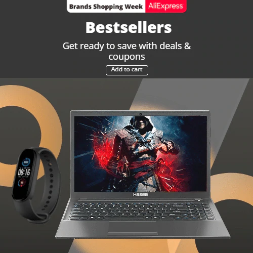Bestsellers-Warm up  Get ready to save with deals & coupons   Promotion Period: 19-08-2020 - 24-08-2020