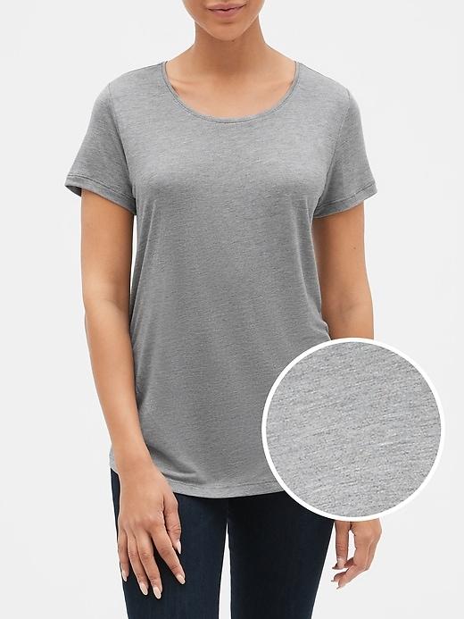 Luxe Short Sleeve T-Shirt