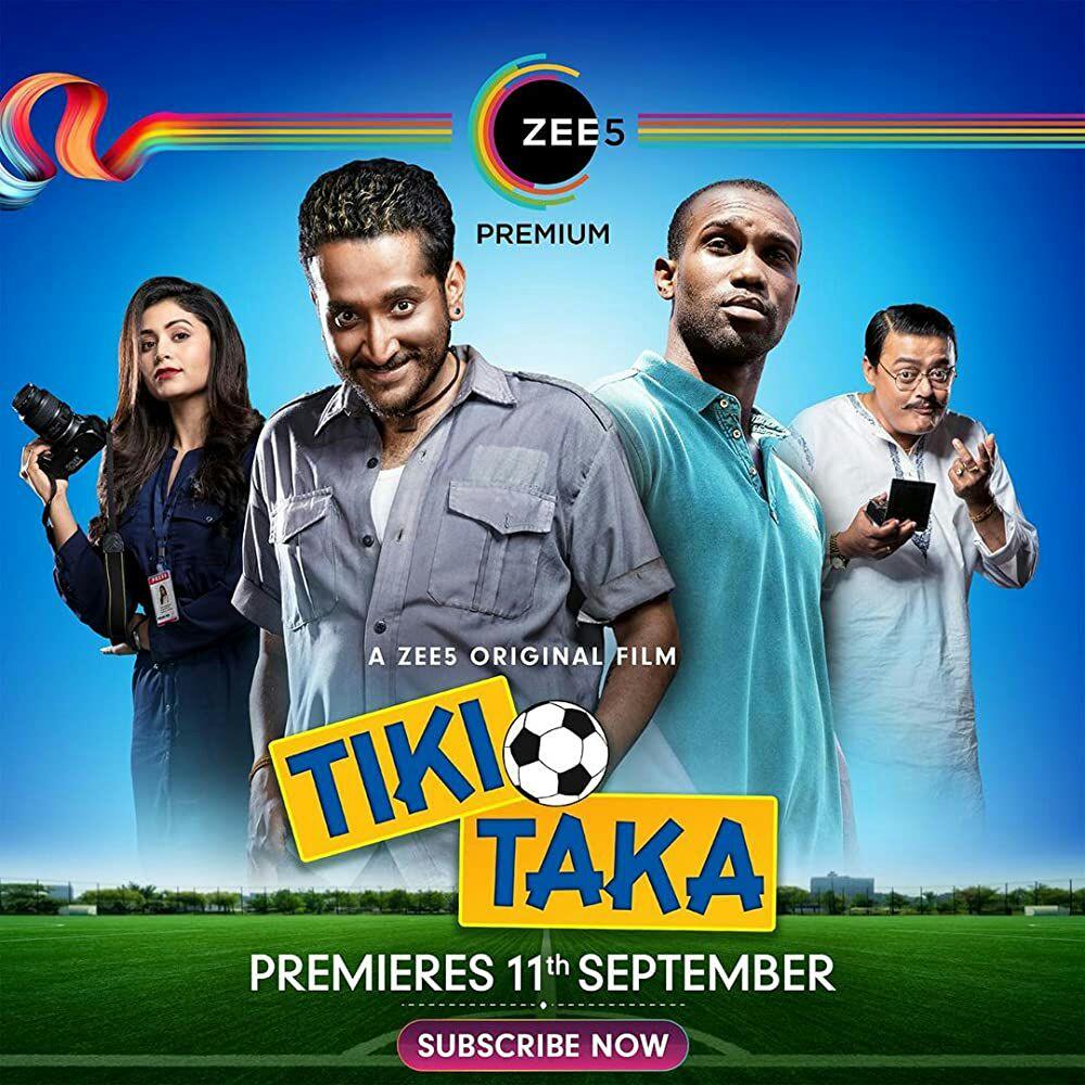 Free Download Tiki Taka Full Movie