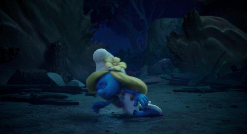 Screenshot of Smurfs: The Lost Village