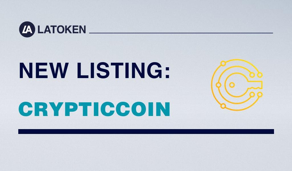 CrypticCoin crypto review