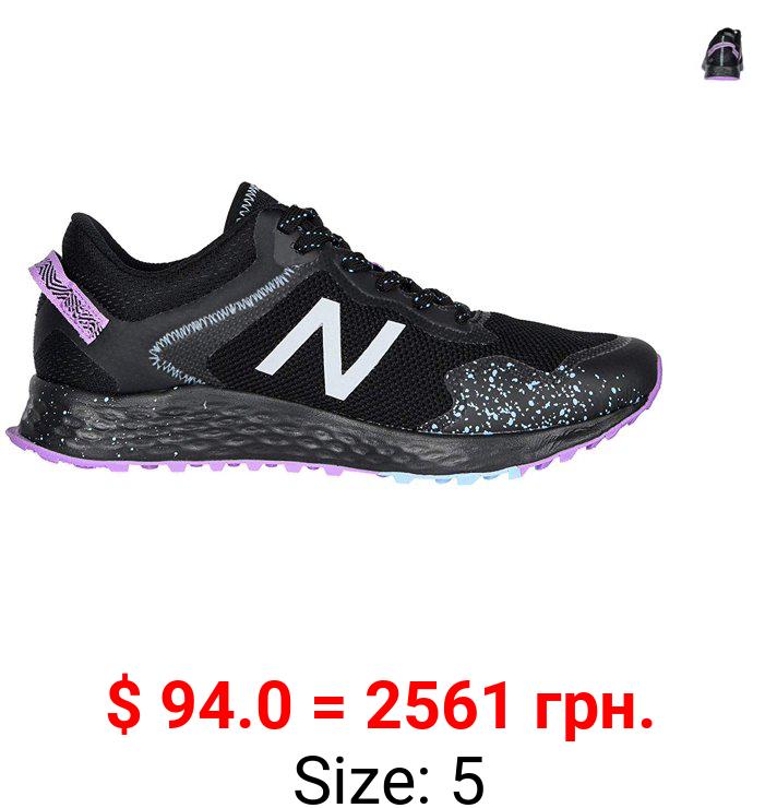 New Balance Fresh Foam Arishi Trail Black/Purple