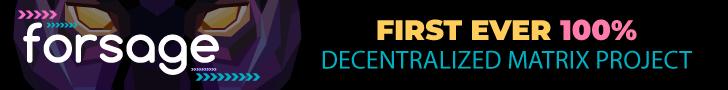 Forsage - Fully Automated (ETH) Ethereum earning matrix marketing system