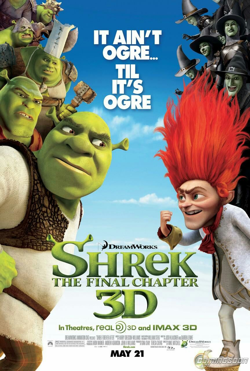 Free Download Shrek Forever After Full Movie