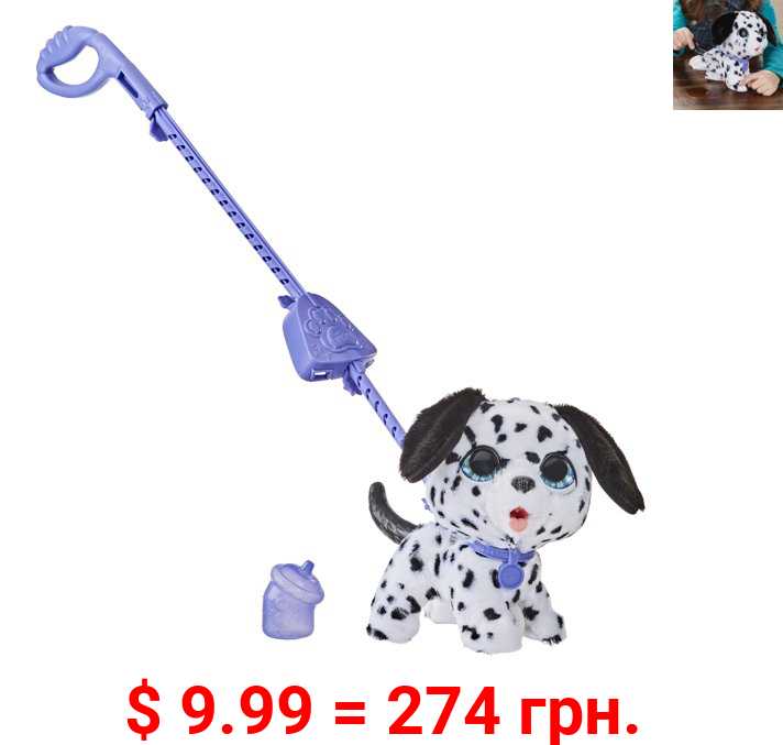 furReal Peealots Big Wags Pup Interactive Pet Toy, for Kids Ages 4 and Up