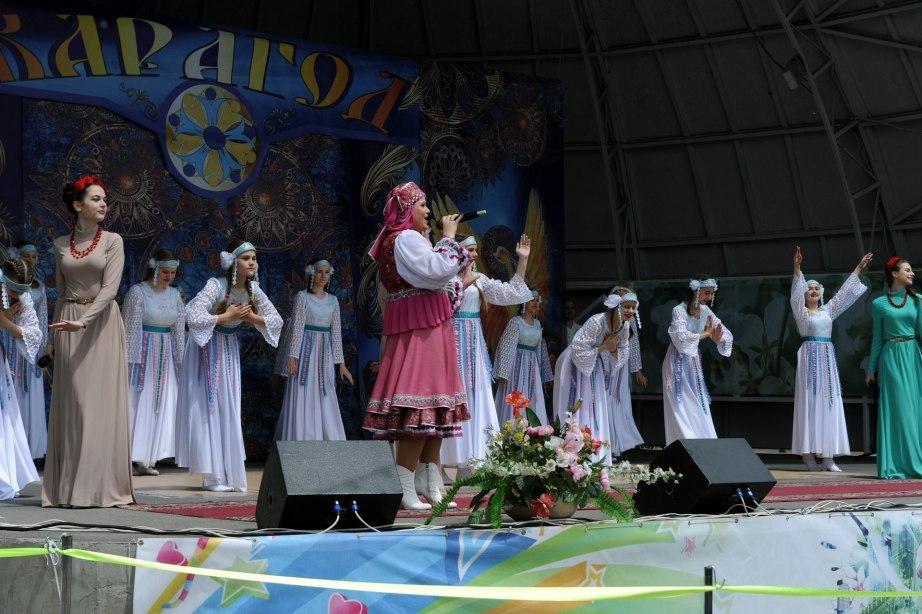 День России отмечают в Хабаровске