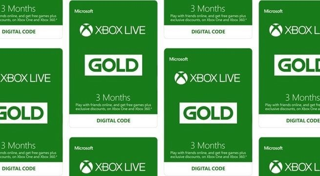 Initiate your Xbox Live Gold record for a 1 Month Free Trial – Telegraph