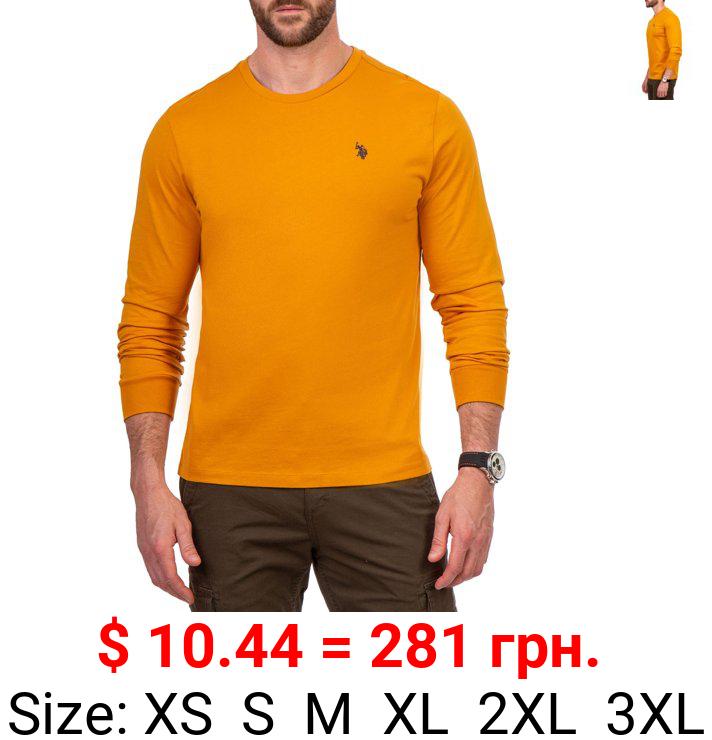U.S. Polo Assn. Men's Long Sleeve Solid T-Shirt