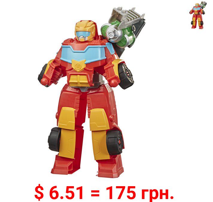 Playskool Heroes Rescue Bots Academy Rescue Power Hot Shot, 14 Inch Figure