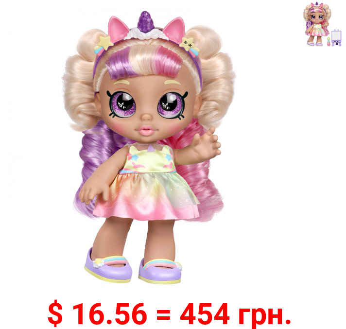Kindi Kids Fun Time 10 inch Doll - Mystabella