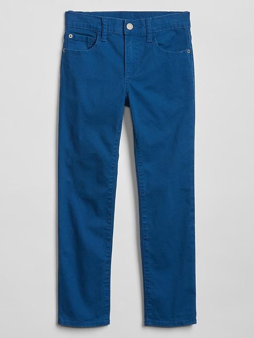 Kids Skinny Pants in Color
