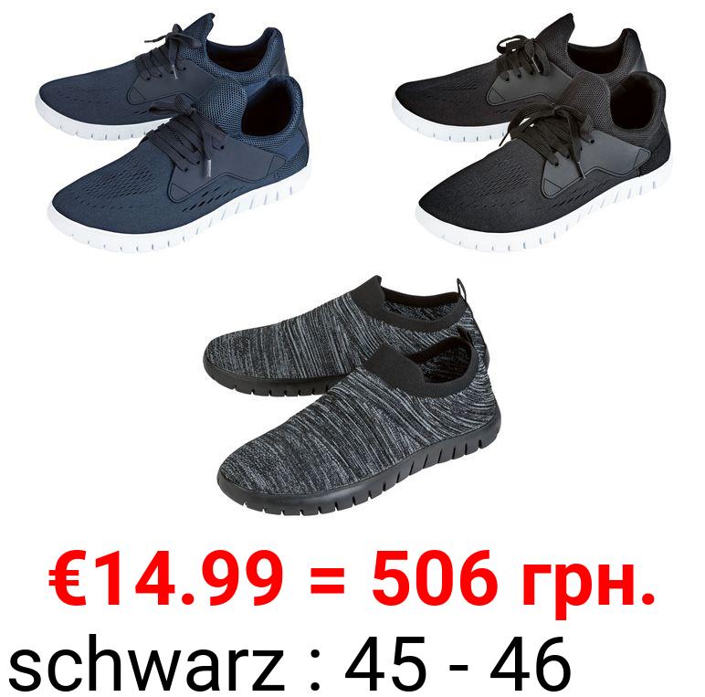 LIVERGY® Sneaker Herren, mit Barfußtechnologie