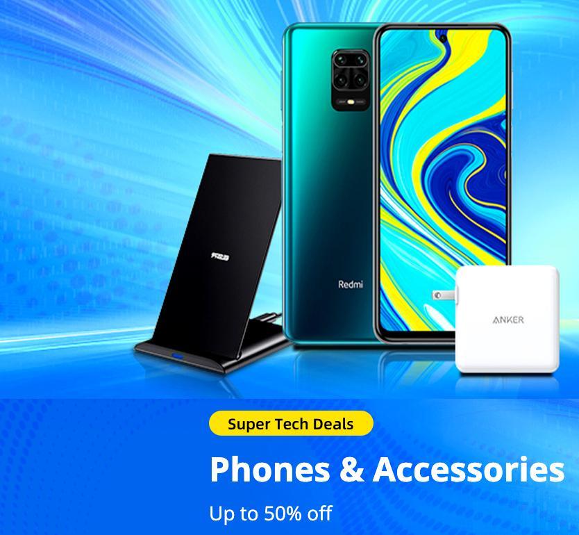 Super Tech Deals: Phones & Accessories